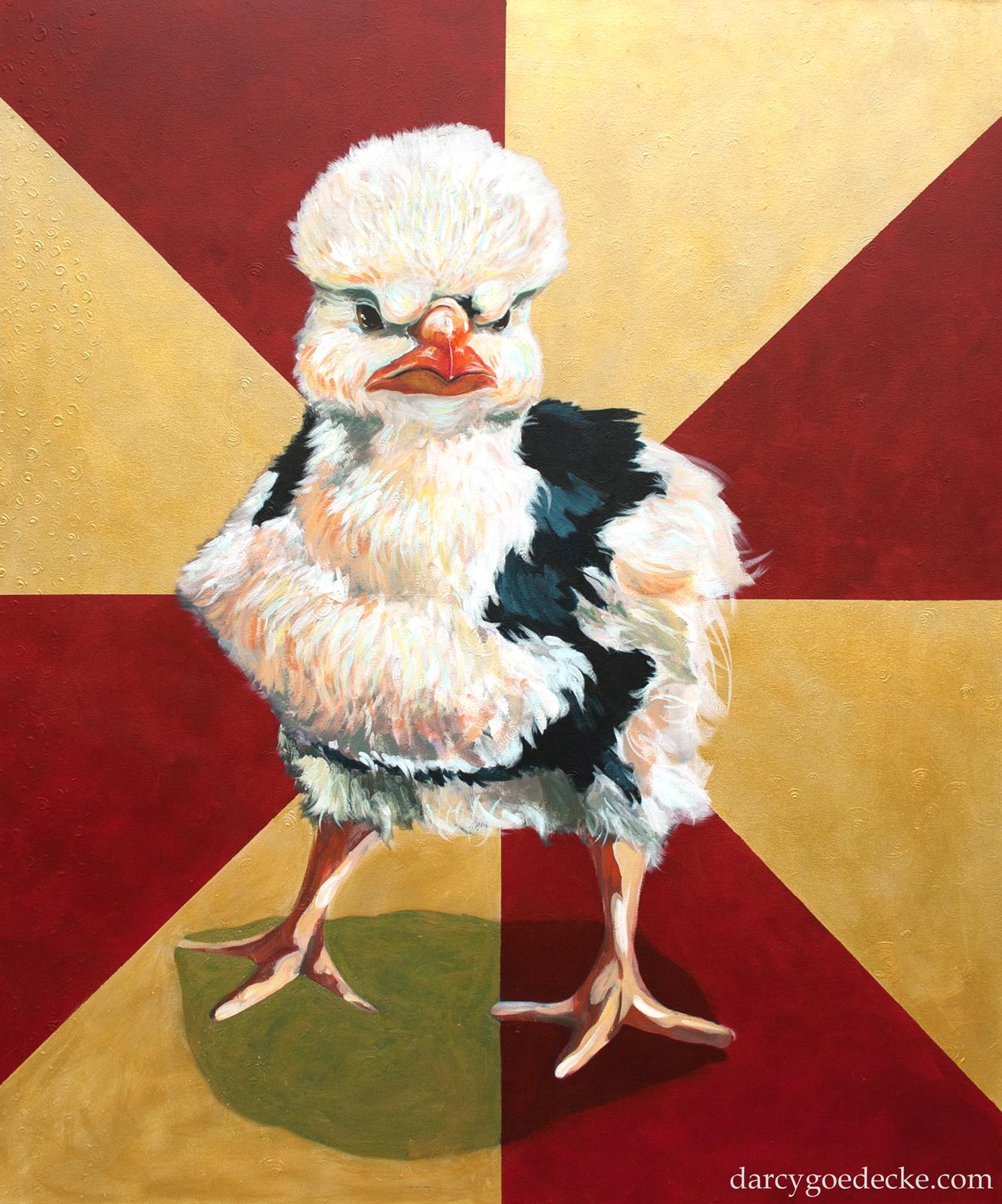 Badass Chick #2
