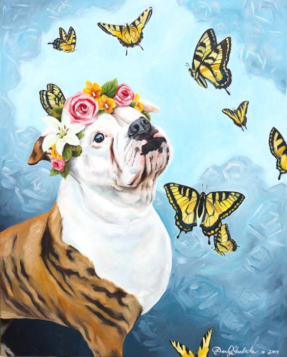 Bella the Bulldog
