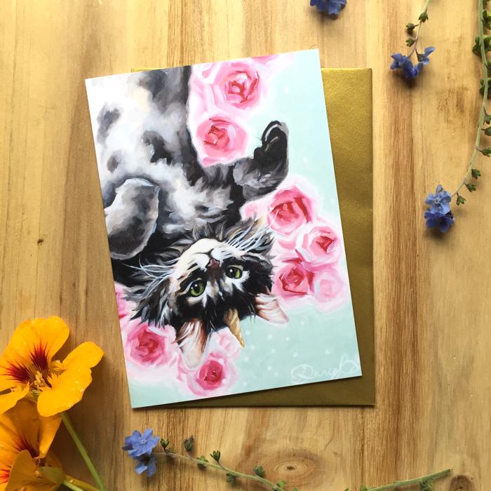Picklescorn Card by Darcy Goedecke