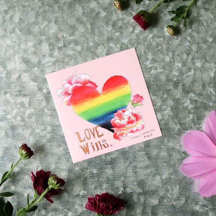 LoveWinsMagnetSquareWeb