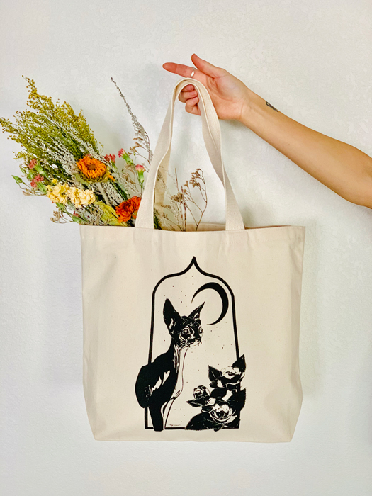 SphynxTote