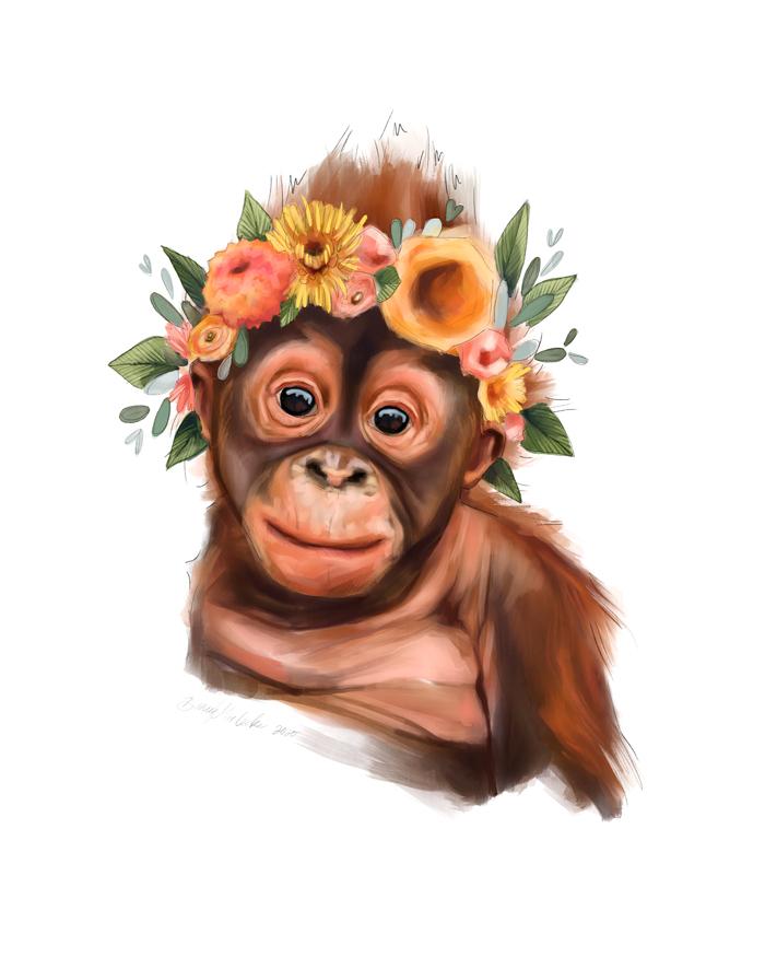 Orangutan8x10Web