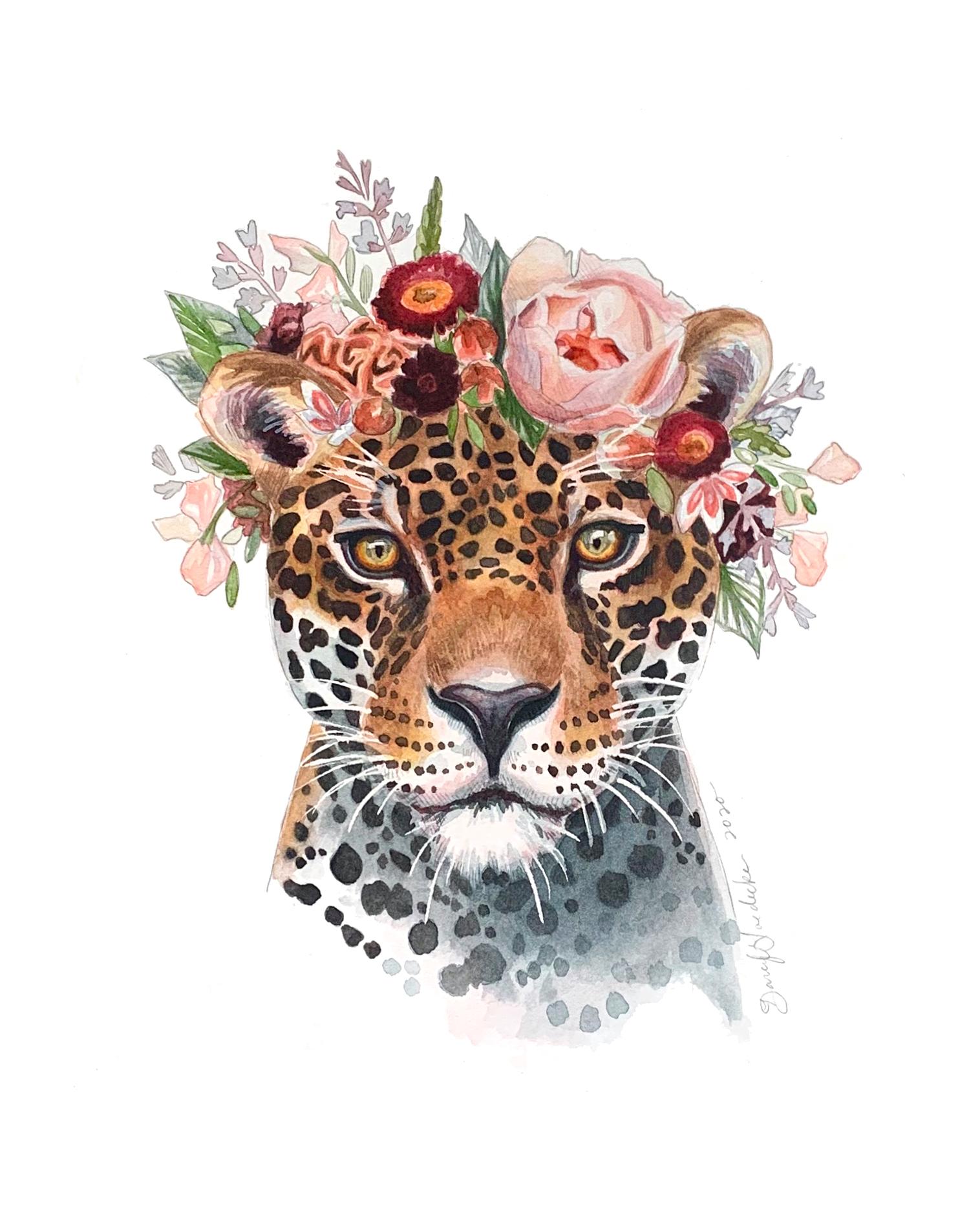 Lady Jaguar by Darcy Goedecke